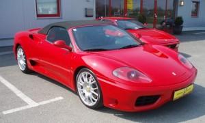 Modena Motorsport Ferrari 360 F1 Spider