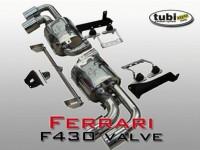 Modena Motorsport Ferrari Auspuff Anlage