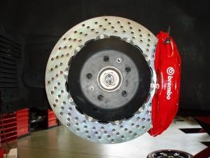 Modena Motorsport Bremssattel