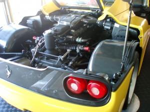 Modena Motorsport F50 GT Stradale
