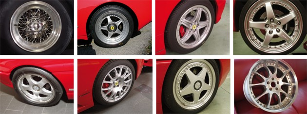 Modena Motorsport Ferrari Felgen