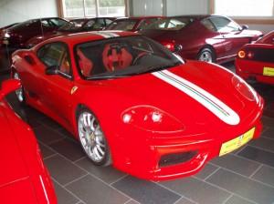 Modena Motorsport - optimiertes Straßenfahrzeug
