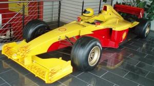Modena Motorsport Formel 1 Clienti