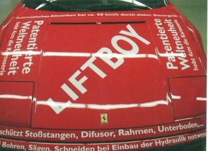 Modena Motorsport Liftboy