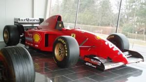 Modena Motorsport Formel 1 Betreuung