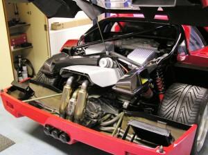 Modena Motorsport Luftfilterkasten F40