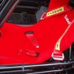 Modena Motorsport Ferrari Sportsitze