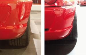 Modena Motorsport Ferrari Spurverbreiterung
