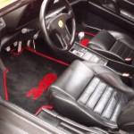 Modena Motorsport Ferrari Veloursfußmatten