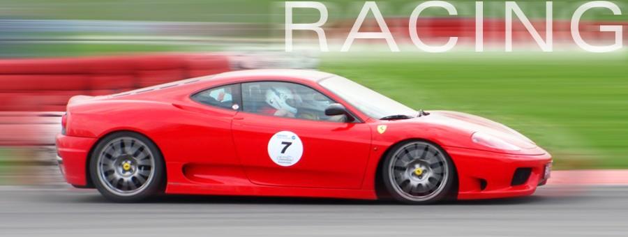 Motorsport ist unsere Leidenschaft!