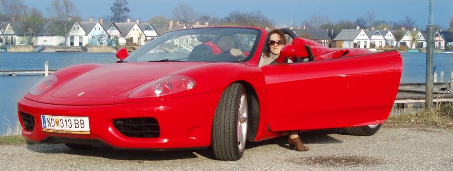 Vermietung: Ferrari für JederMann/Frau!